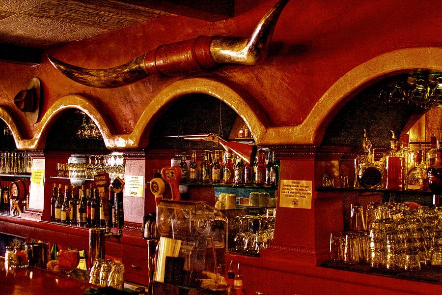 Cowboy Club Photograph - The Cowboy Club Bar In Sedona Arizona by David Patterson