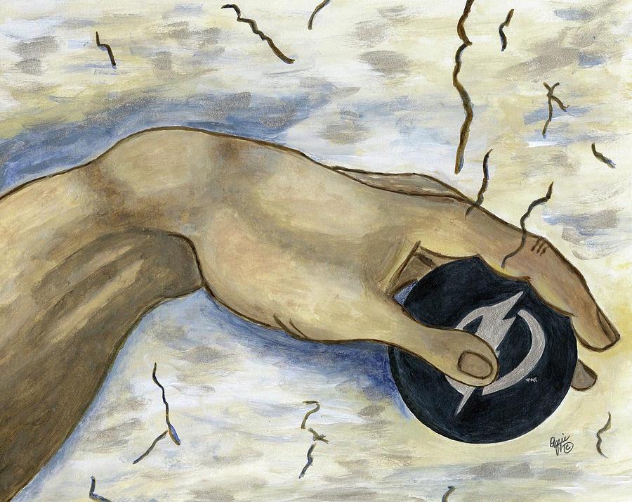 The Creation of Tampa Bay Lightning Hockey by Stephanie Agliano