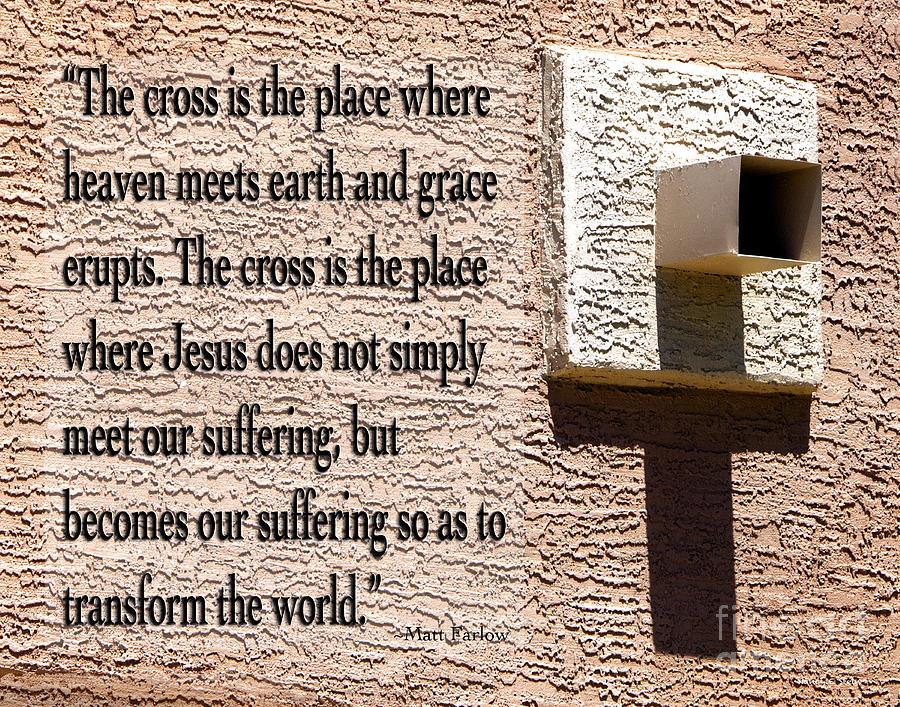 The Cross Photograph