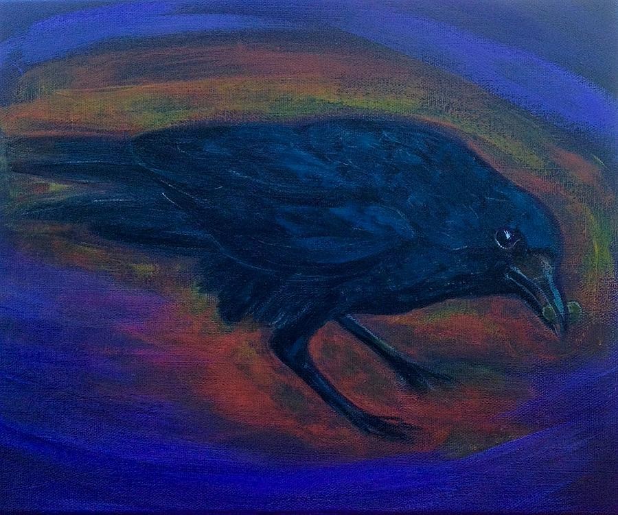 The Crow Painting