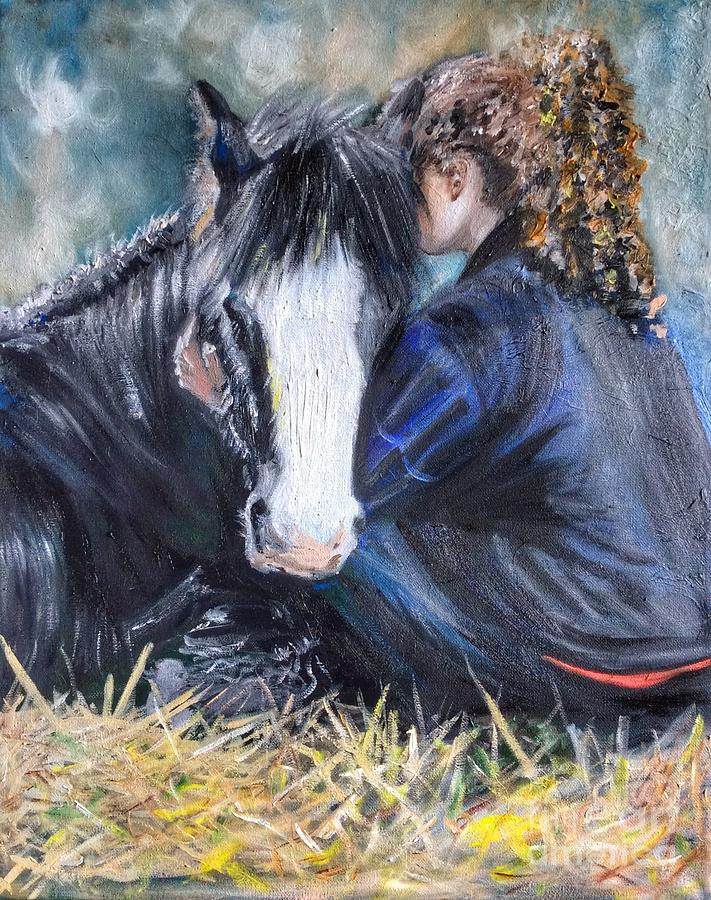 The Cuddle by Abbie Shores