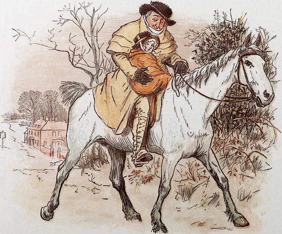 Christmas Horse Drawing.The Curmudgeons Christmas Horse Riding