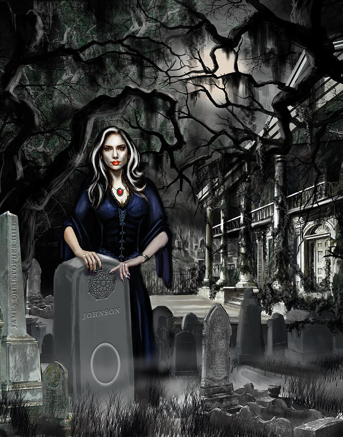 The Curse of Johnson Bayou by James Christopher Hill