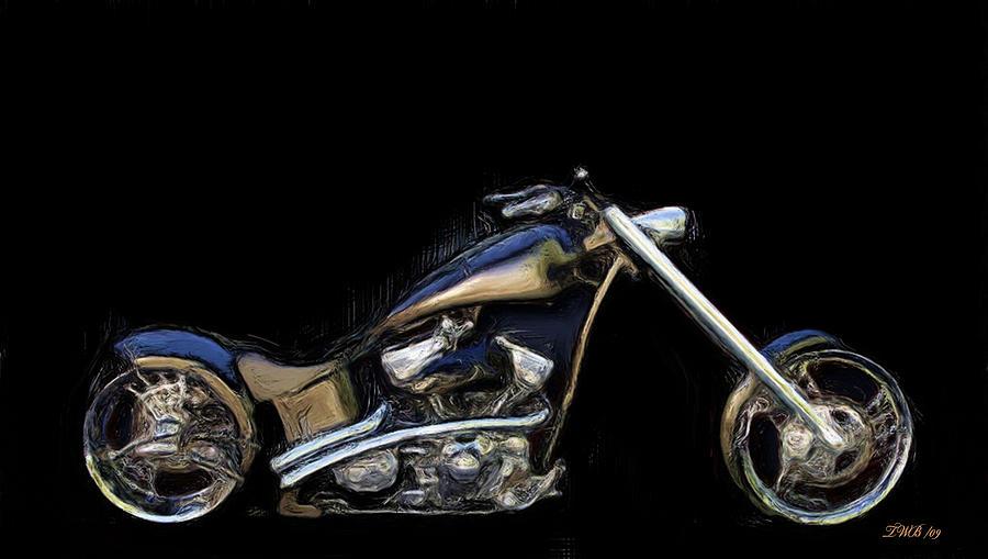 The Custom Rocker by Wayne Bonney