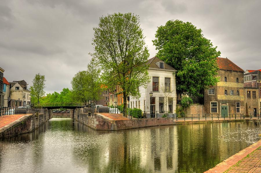 Schiedam Photograph - The Dam by Hans Kool
