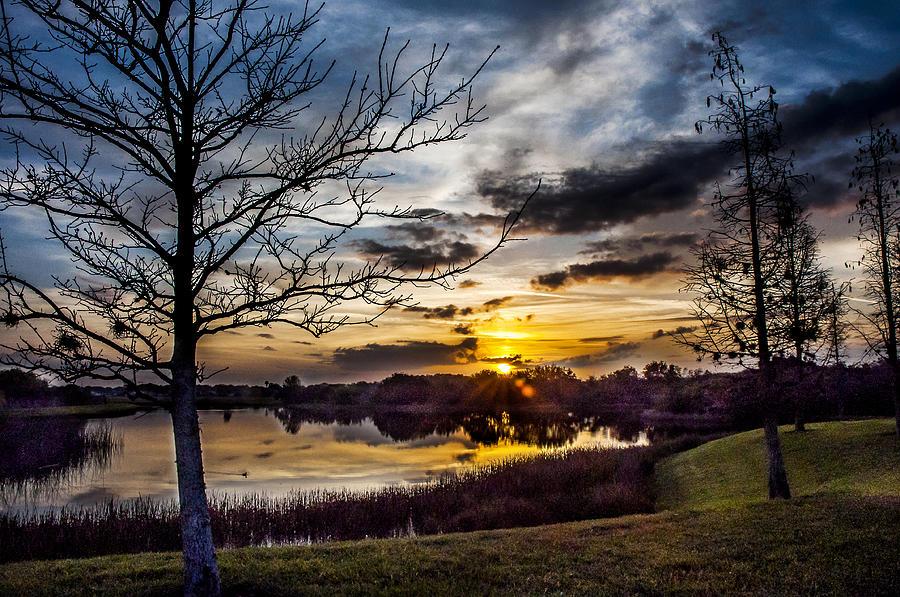 Sunrise Photograph - The Dawn Awakens by Norman Johnson