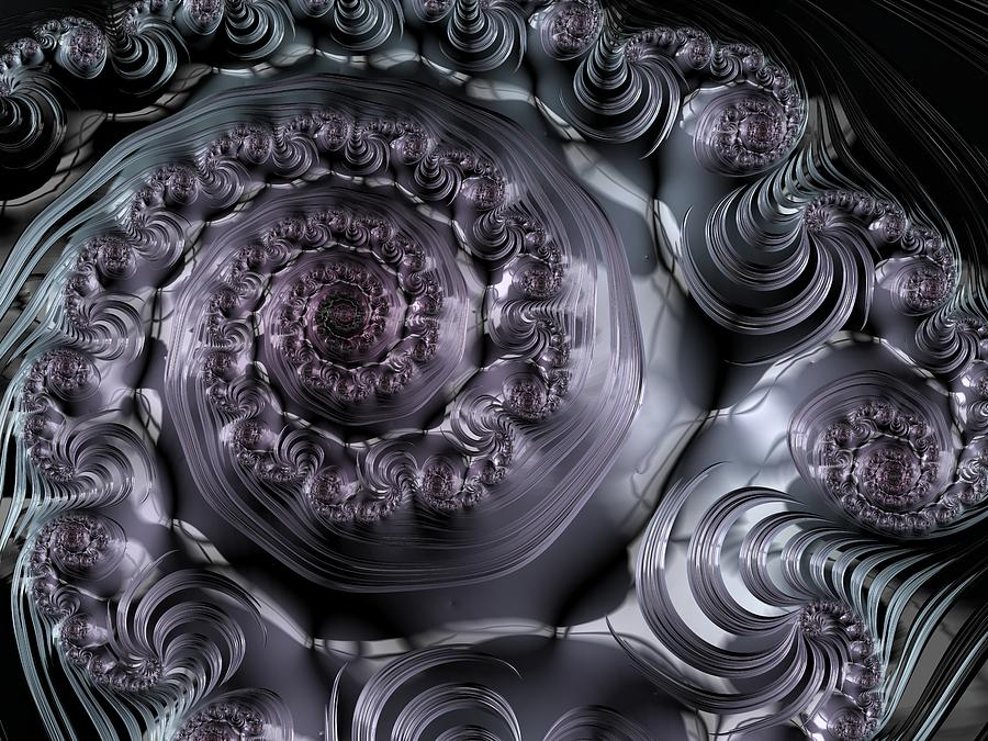 The Depth of a Spiral Eye by Paisley O'Farrell