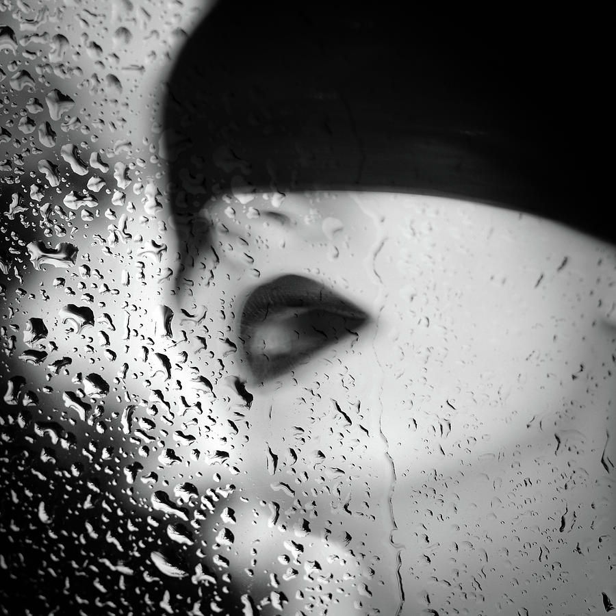 Portrait Photograph - The Depth Of Self-delusion by Zapista Zapista