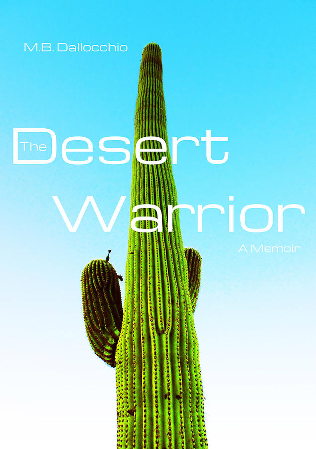 The Desert Warrior Poster VI by MB Dallocchio