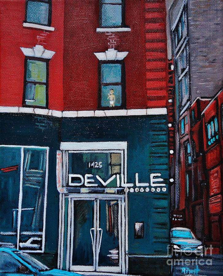 The Deville by Reb Frost