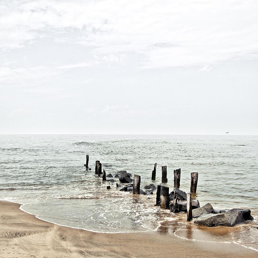Beach Photograph - The Dock by Humboldt Street