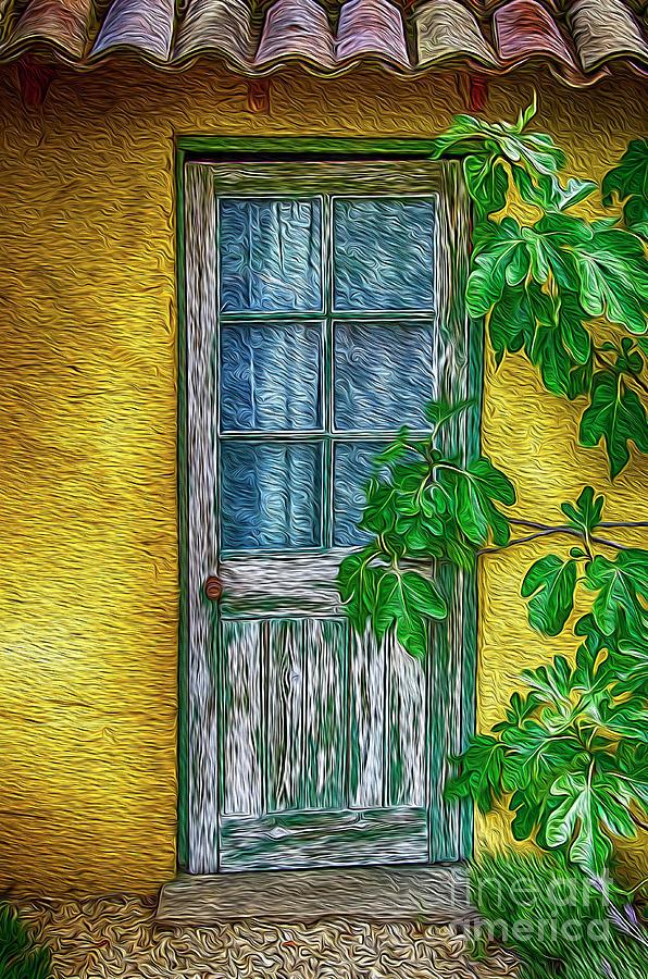 The Door Photograph