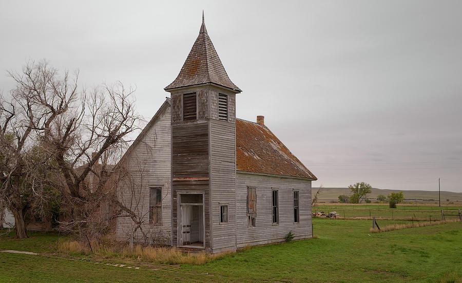 Church Photograph - The Door Is Always Open by Grant Groberg