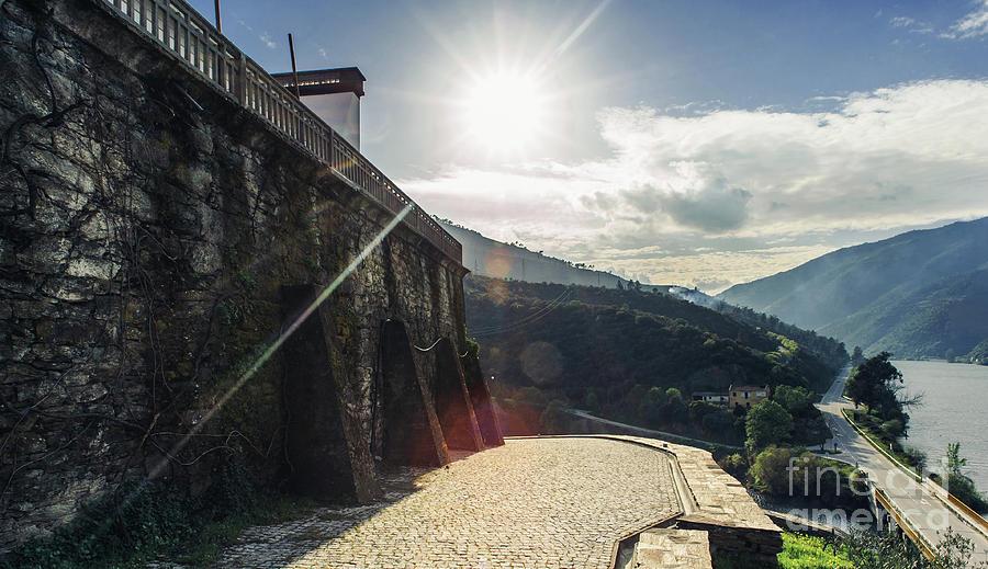 Landscape Photograph - The Douro River Valley by Maksym Kaharlytskyi