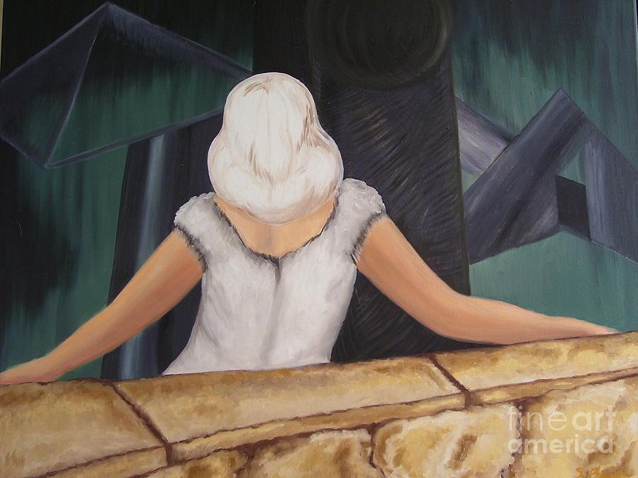Oil Painting Painting - The Dream by Svetlana Vinokurtsev