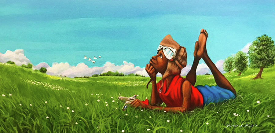 The Dreamer II by Jerome White