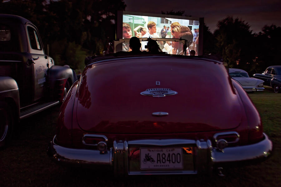 The Drive- In by Eilish Palmer