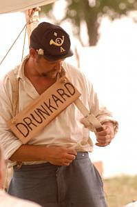 The Drunkard Photograph by Dick  Bloom
