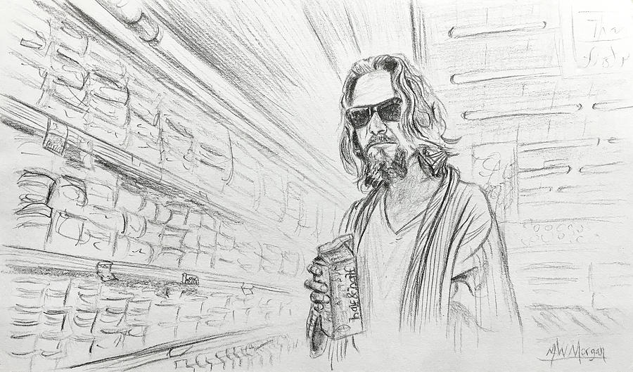 The Dude Abides by Michael Morgan