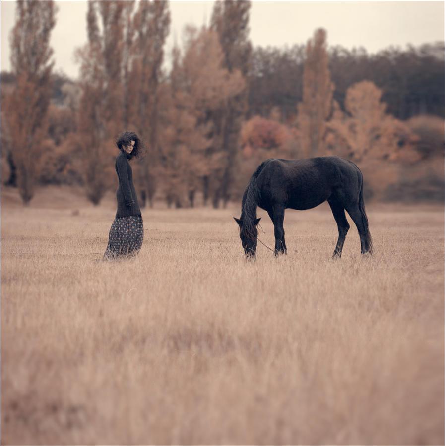 The Duet Photograph by Anka Zhuravleva