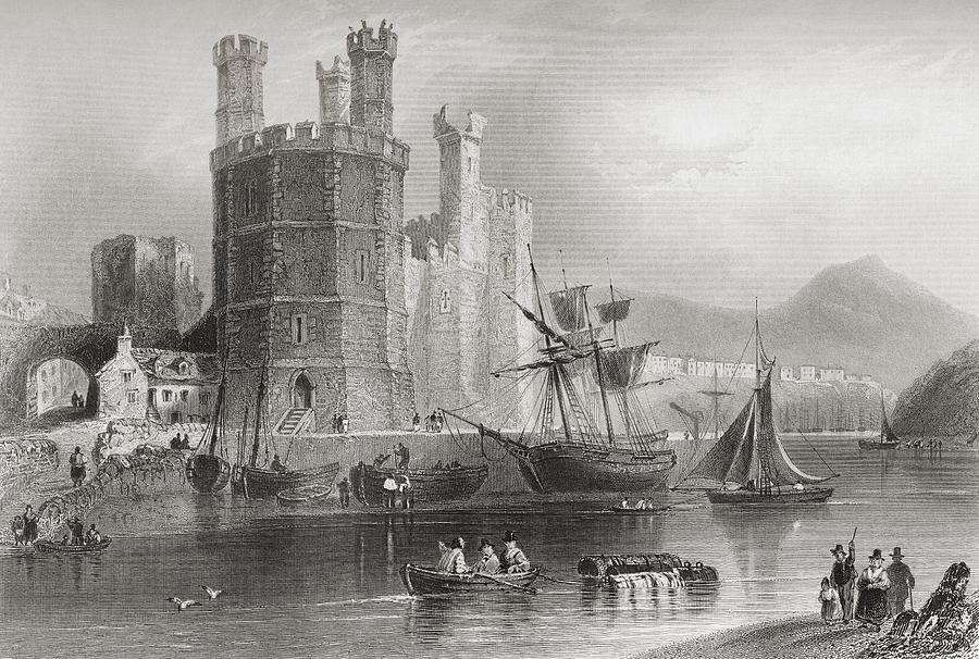 https://images.fineartamerica.com/images/artworkimages/mediumlarge/1/the-eagle-tower-caernarfon-castle-ken-welsh.jpg