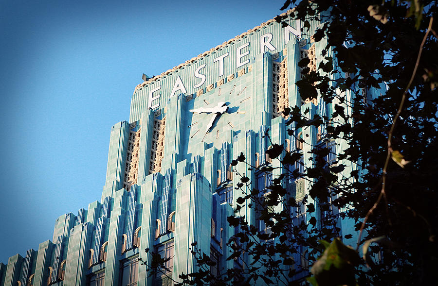 Los Angeles Photograph - The Eastern Building by Ariane Moshayedi