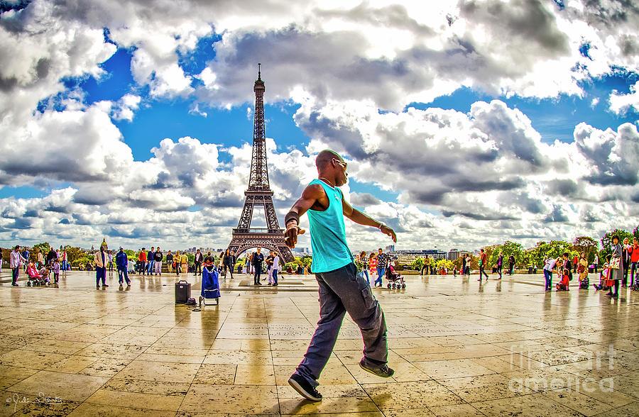 The Eiffel Tower #11 Photograph