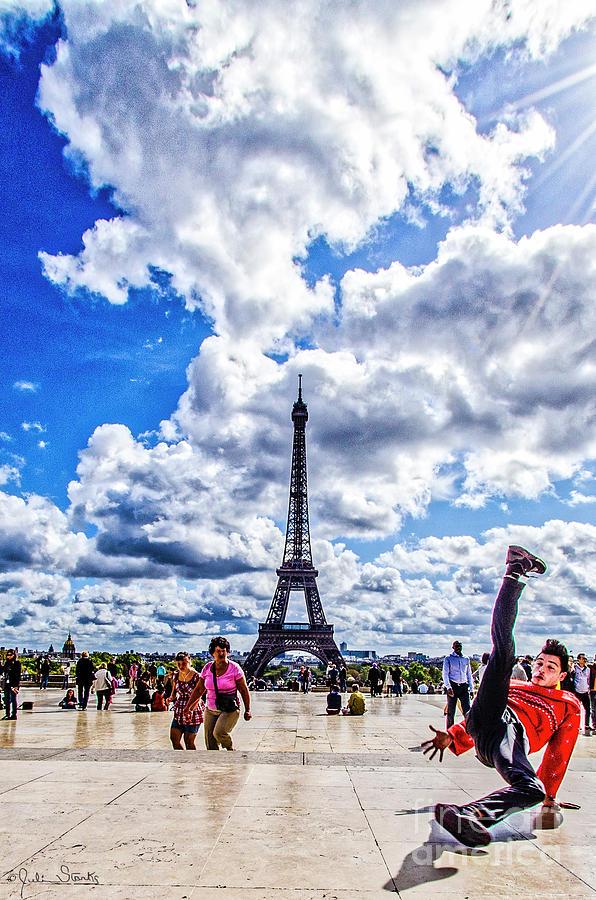 The Eiffel Tower #7 Photograph