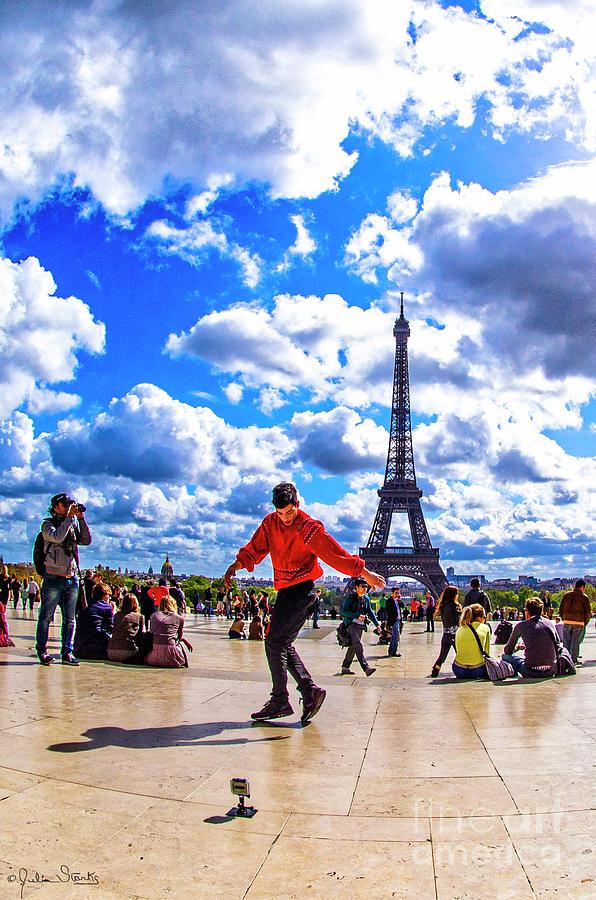 The Eiffel Tower #9 Photograph