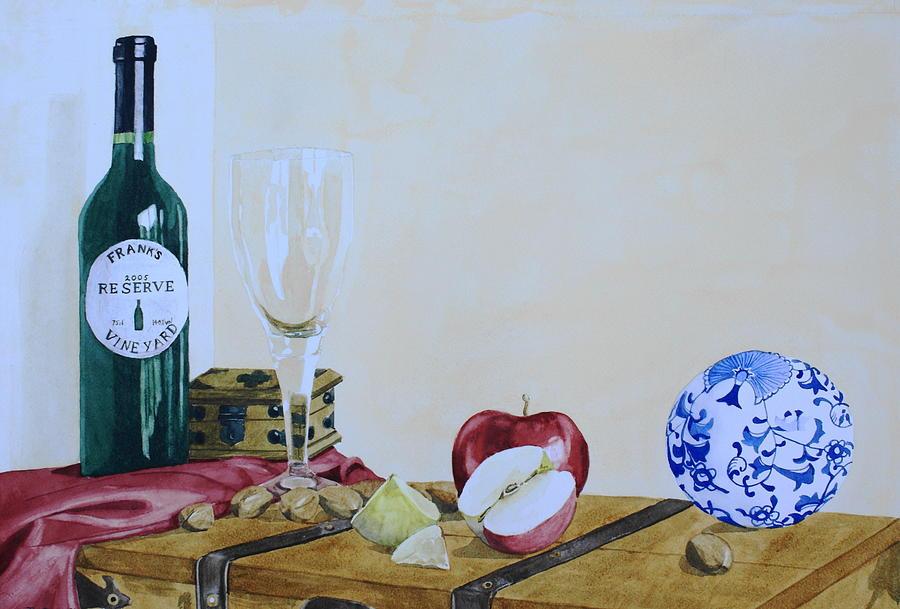 The Empty Glass by Frank Hamilton