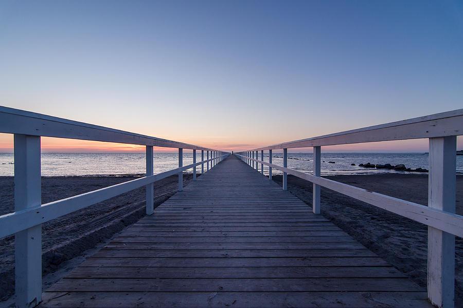 Beach Photograph - The End by Marcus Karlsson Sall