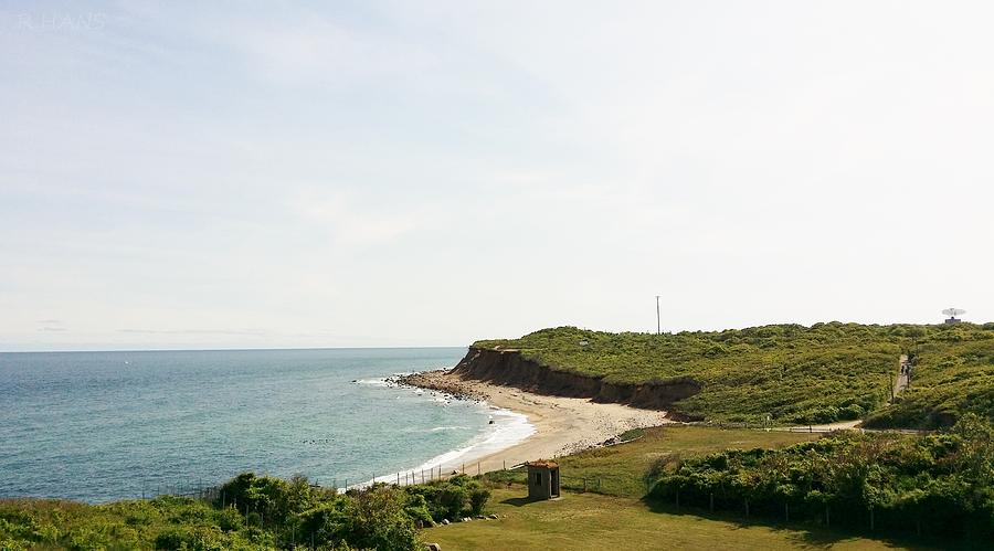 Montauk Photograph - The End Of Long Island South 1 by Rob Hans