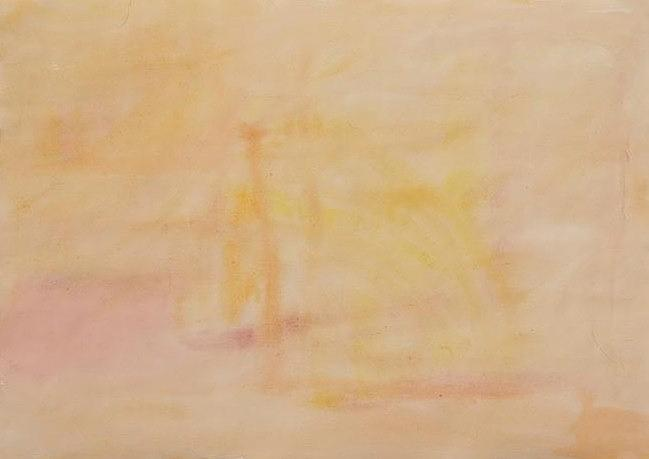 Abstract Painting - The Enlightened Seling Corner by Alice Banciu