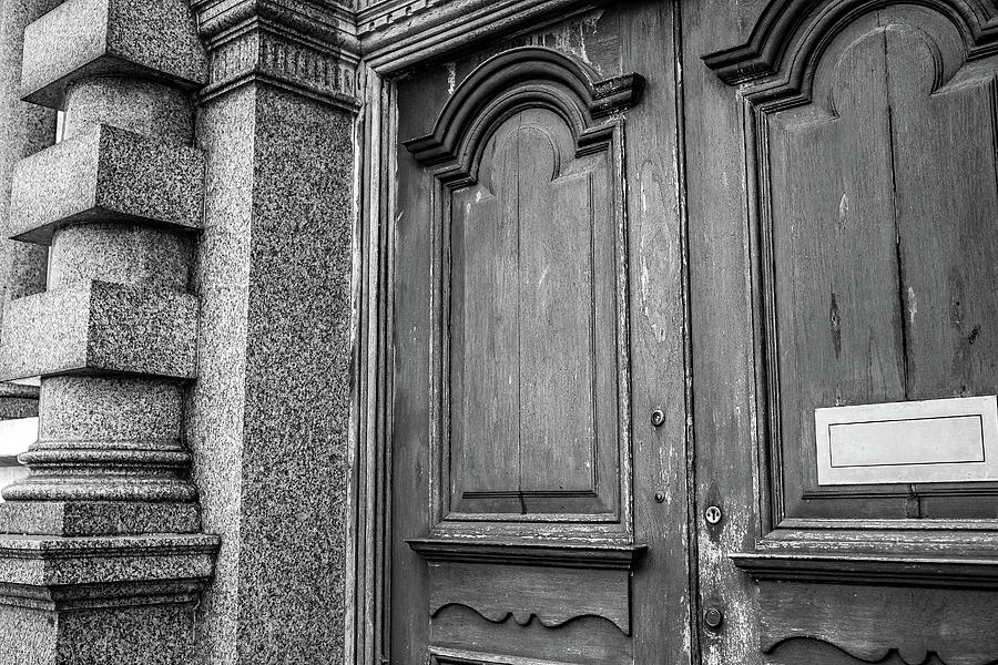 Door Photograph - The Entrance by Ed James