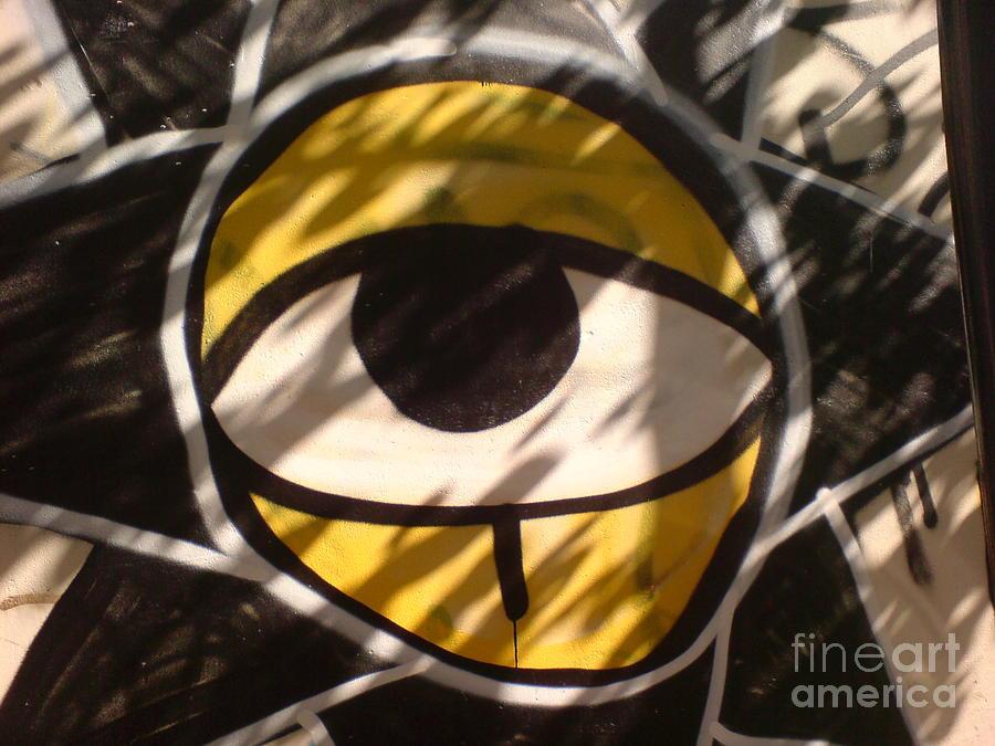 Eye Photograph - The Eye by FilterKik Studios