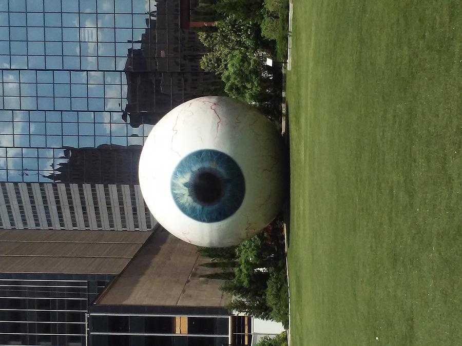 The Eye of Dallas by Edward Cormier Jr