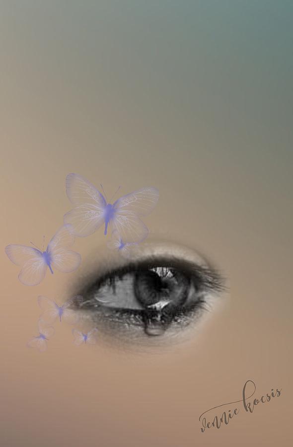The Eyes Don't Lie by Vennie Kocsis