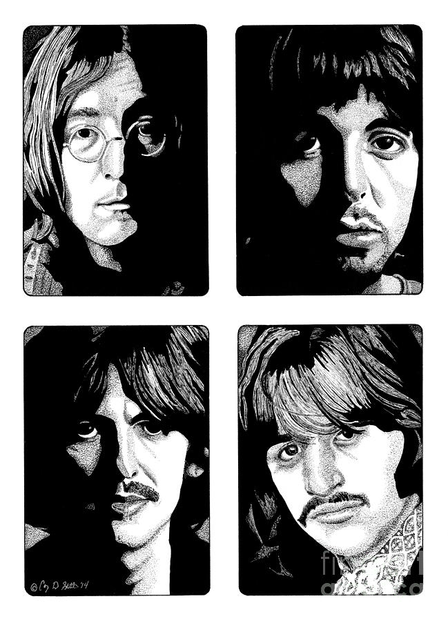 The Fab Four by Cory Still