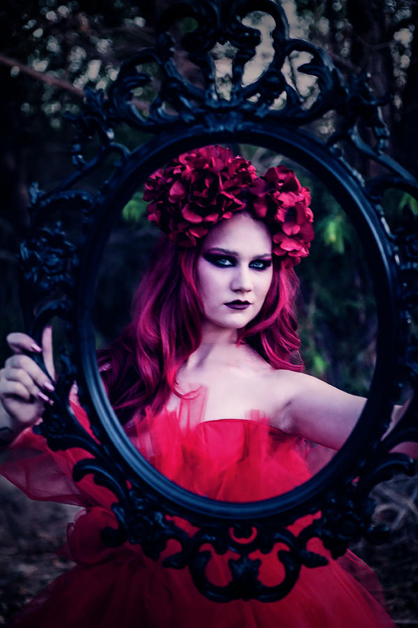 Fairy Tale Photograph - The Fairest Of Them All by Ryan Smith