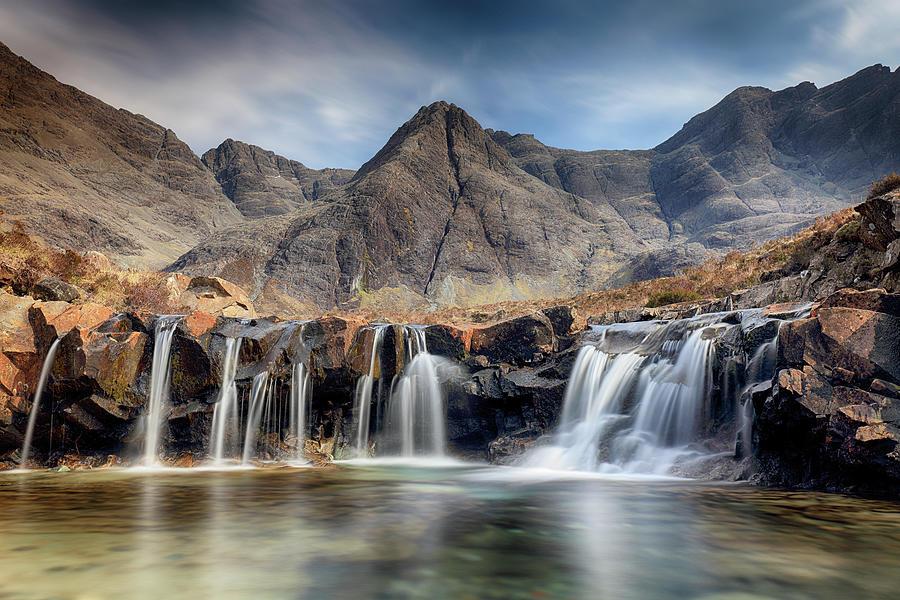 The Fairy Pools - Isle of Skye 3 by Grant Glendinning