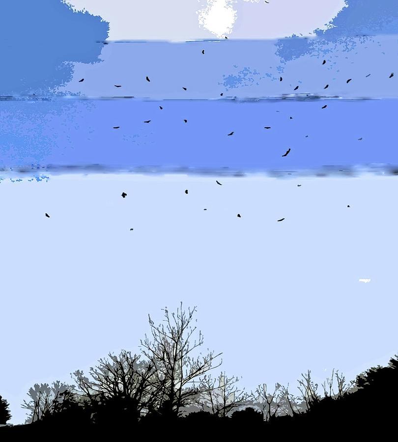 The Fallen Sky by T Byron K