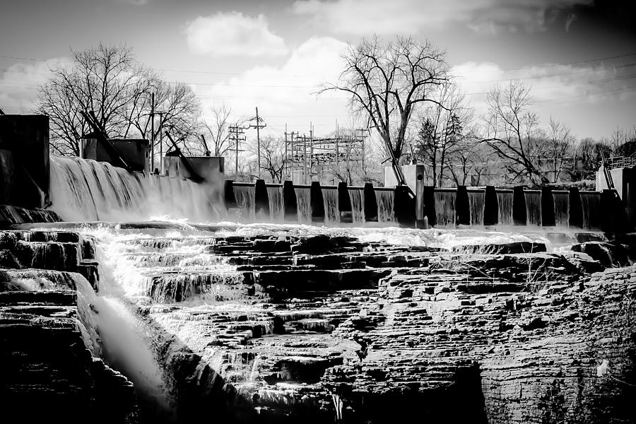The Falls by Kendall McKernon