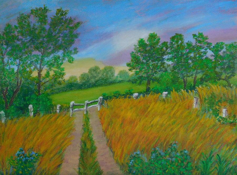 Farm Pastel - The Farm by Lisa MacDonald