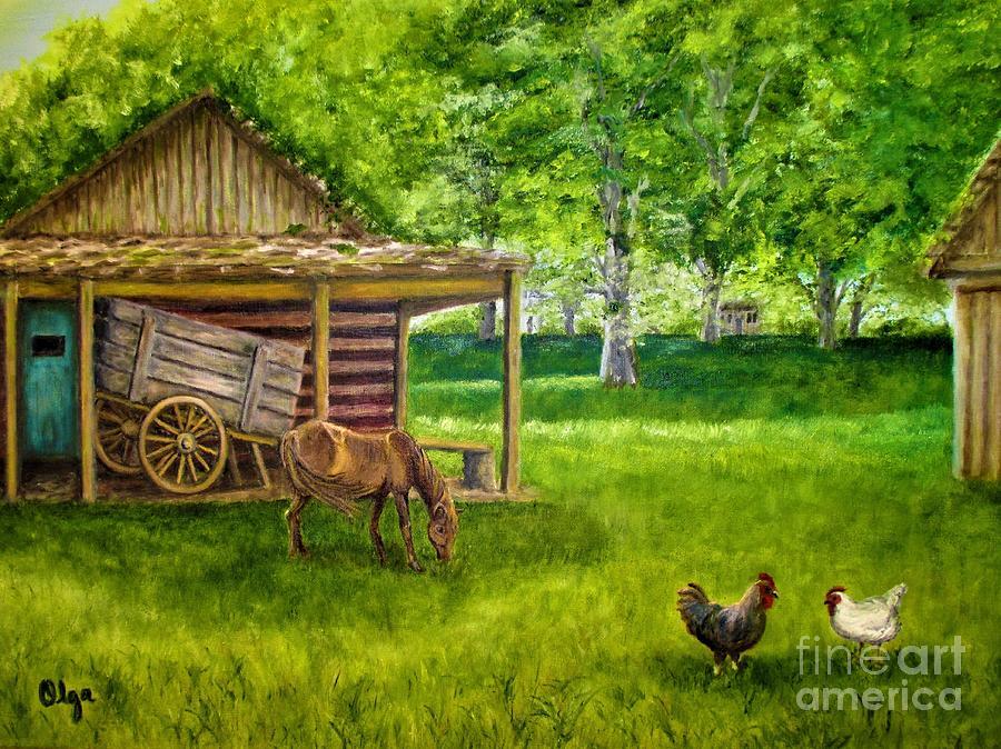 The Farm by Olga Silverman