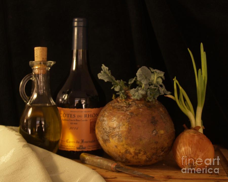 The Feast Begins by Paul Galante