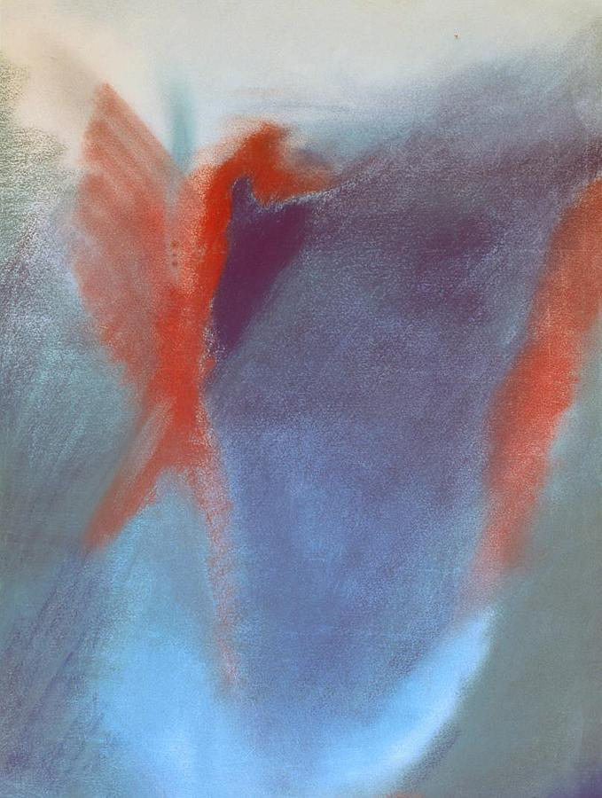 Abstract Pastel - The Final Sting by Shirley McMahon
