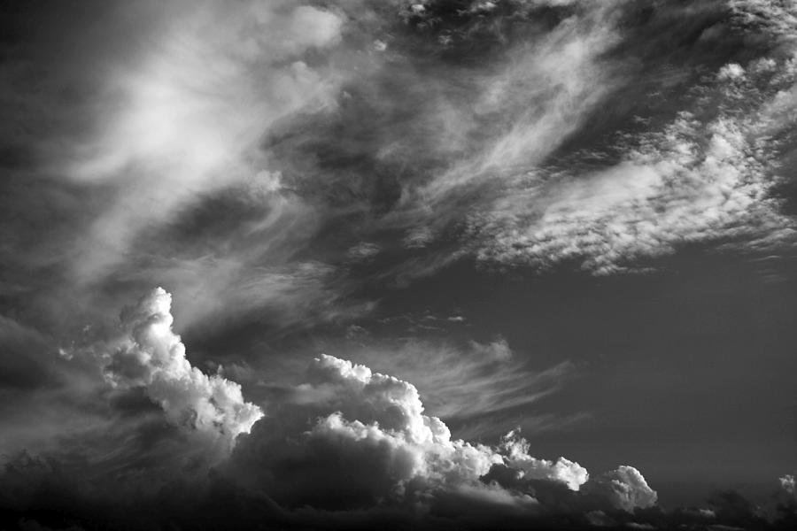 Clouds Photograph - The Fine Art Of Clouds by Jim  Darnall