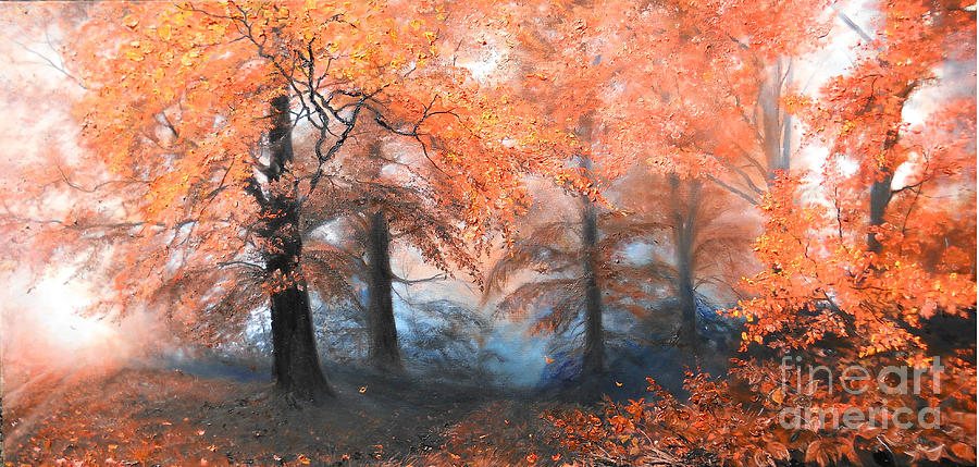 The Fire by Sorin Apostolescu