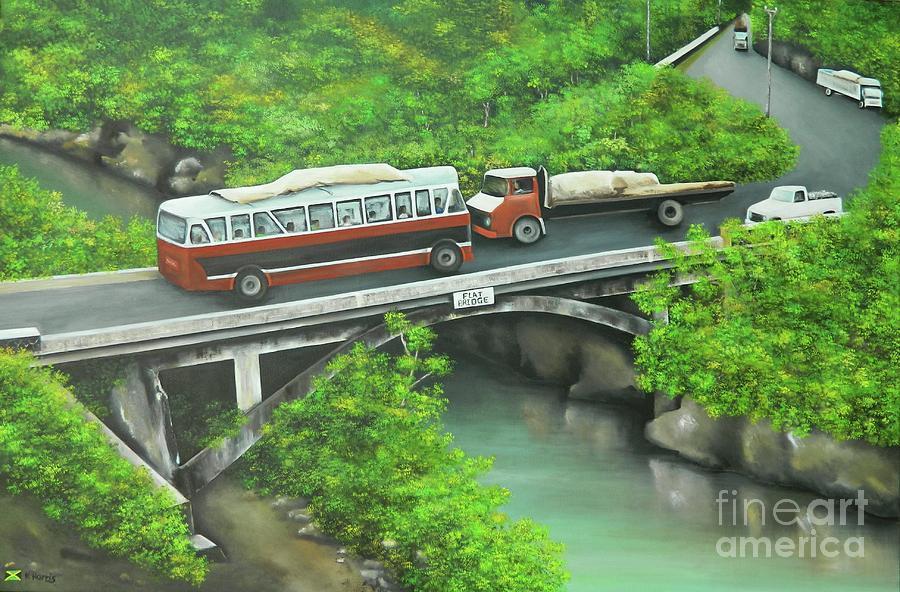 The Flat Bridge Standoff by Kenneth Harris