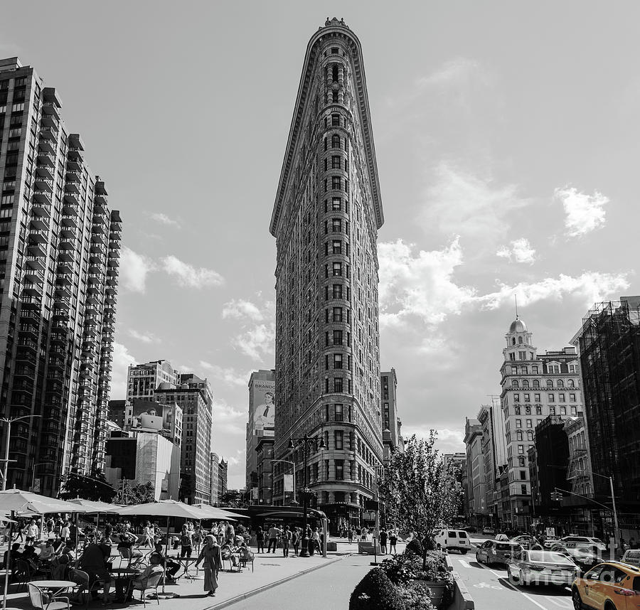 The Flatiron Building New York by Andy Myatt